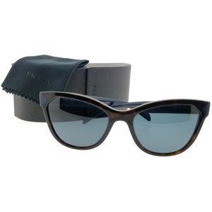 Prada PR21SS-2AU2K1-56 Cat Eye Women's Sunglasses